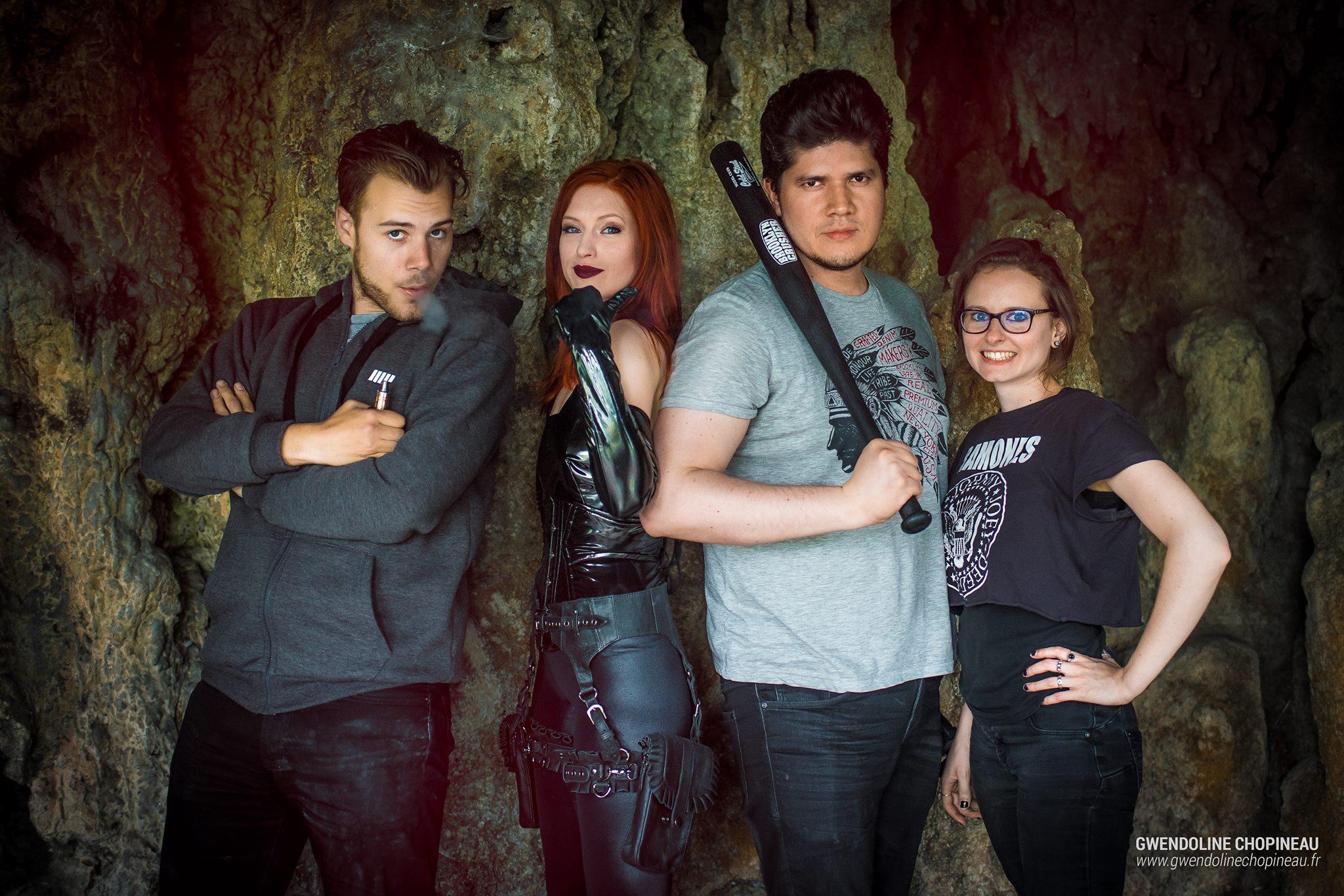 L'équipe FireHood Production