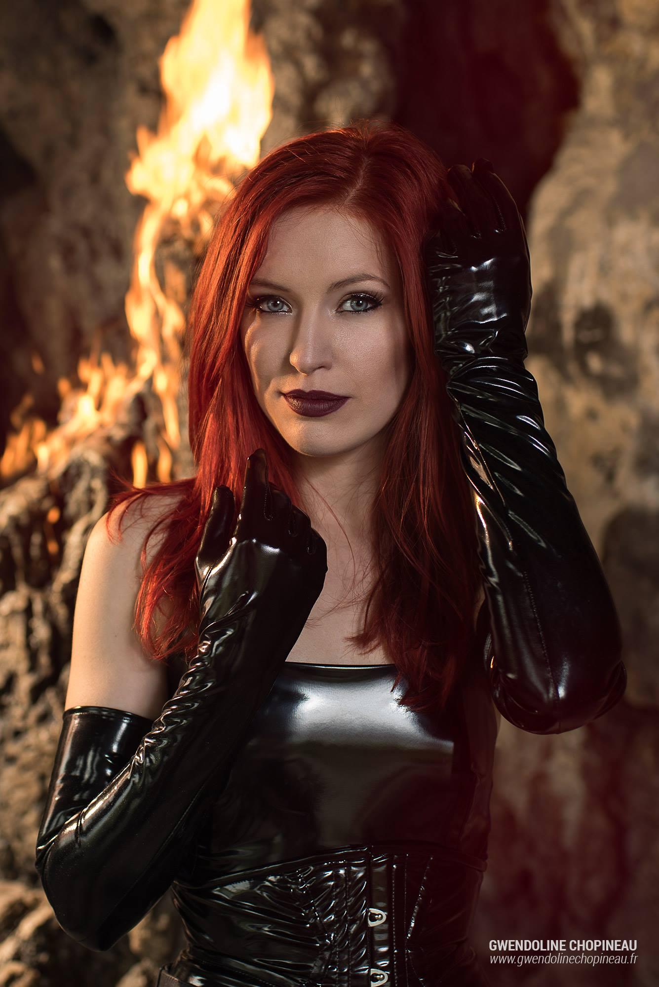 Ariel Firestone effets feu