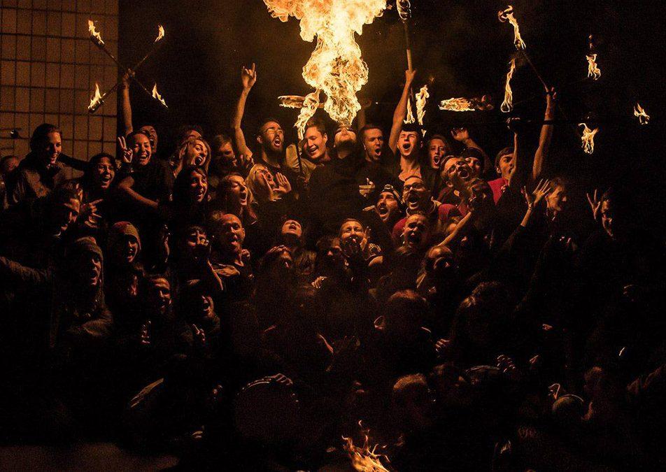 Kiev Fire Festival