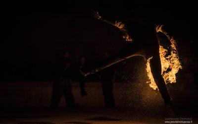 JUMP – Training fire-breathing tricks