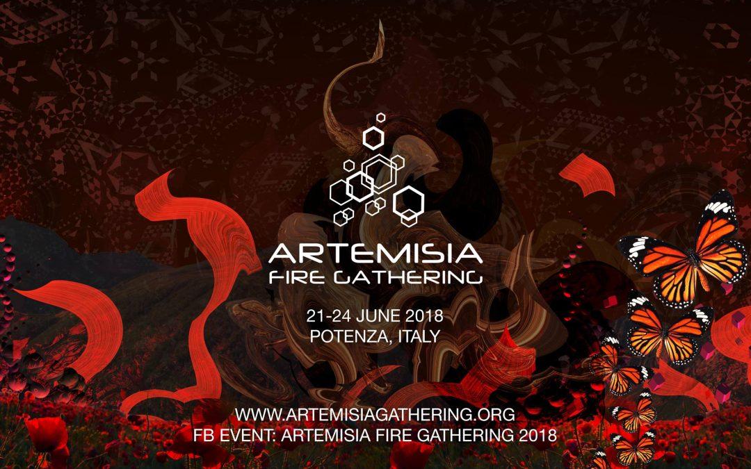 Artemisia Fire gathering